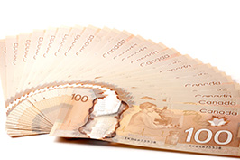 Small investment options in canada